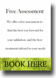 Alcohol counsellor assessment