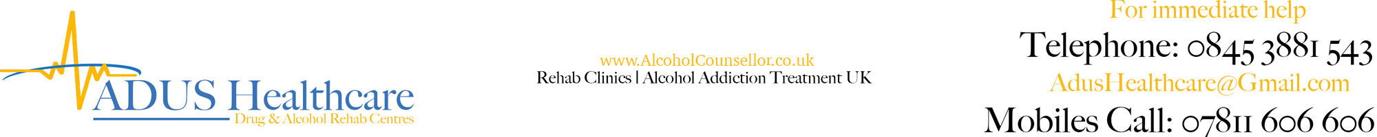 Alcohol counsellor